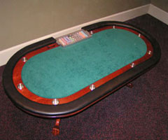 Texas Hold Em Table Hire