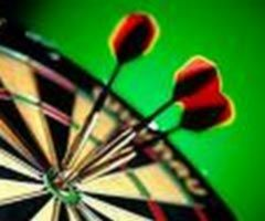 Darts Game Hire