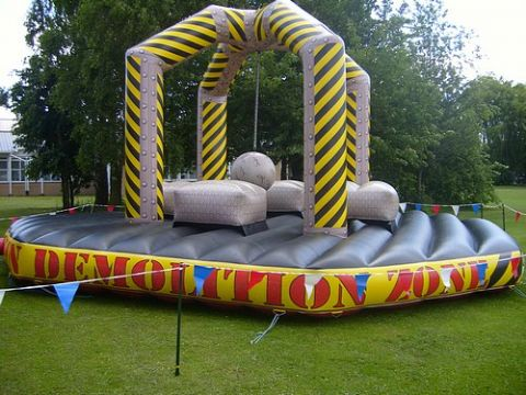 Its A Knockout Hire