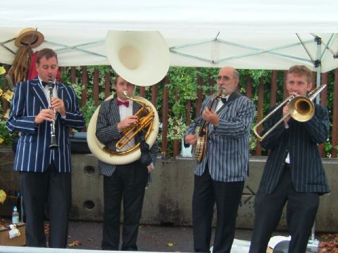 Jazz Band Hire