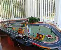 2 Lane Scalextric Hire